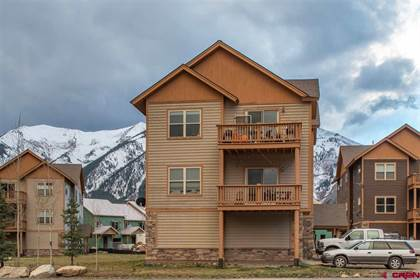 Residential for sale in 180 S Avion Drive Dartmoor 102, Crested Butte, CO, 81224