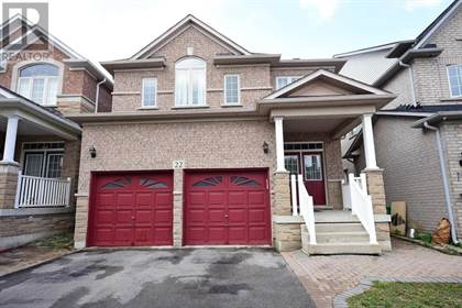 Single Family for sale in 22 BELLFLOWER LANE, Brampton, Ontario, L6S6K3