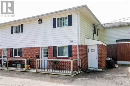 Single Family for sale in 30 Hachey Avenue Unit 9, Fredericton, New Brunswick, E3A3X6