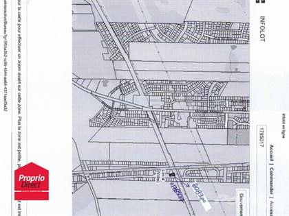 Lots And Land for sale in Rue Labrèche, Laval, Quebec