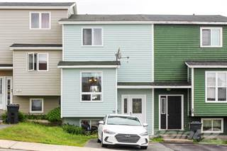 Townhouse for sale in 78 Farrell Drive, Mount Pearl, Newfoundland and Labrador