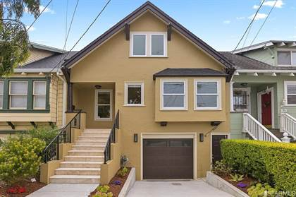 Residential Property for sale in 391 Staples Avenue, San Francisco, CA, 94112