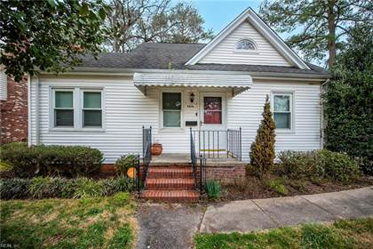 Residential Property for sale in 4216 Race Street, Portsmouth, VA, 23707