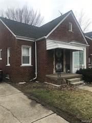 Single Family for sale in 4175 DEVONSHIRE Road, Detroit, MI, 48224