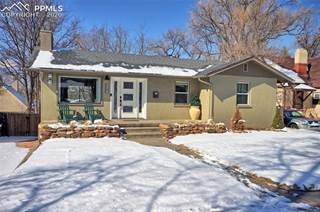 Single Family for sale in 2216 Wood Avenue, Colorado Springs, CO, 80907