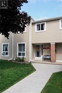 Single Family for sale in 160 RITTENHOUSE Road Unit 44, Kitchener, Ontario, N2E3G7