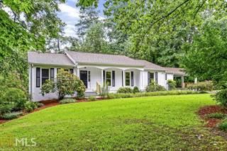 Single Family for sale in 1250 Spalding Dr, Sandy Springs, GA, 30350