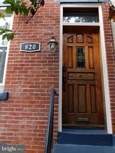 Residential Property for sale in 820 N STILLMAN STREET, Philadelphia, PA, 19130
