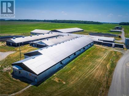Agriculture for sale in 4979 LONDON Line, Plympton - Wyoming, Ontario