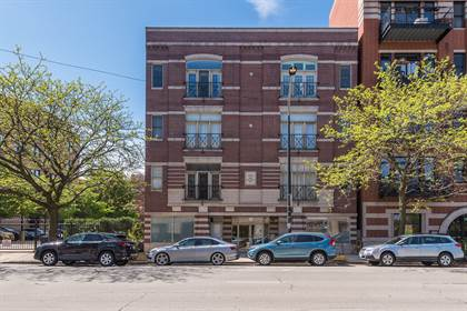 Residential Property for sale in 1347 West Washington Boulevard 4B, Chicago, IL, 60607