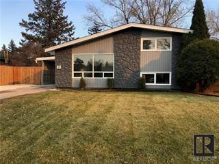 Single Family for sale in 39 O'Brien CR, Winnipeg, Manitoba