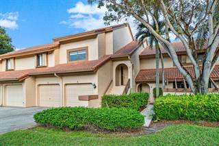 Townhouse for sale in 5520 Coach House Circle F, Boca Raton, FL, 33486