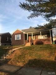 Single Family for rent in 1051 Ridge Avenue, Allentown, PA, 18102