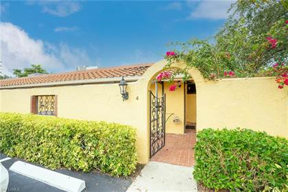 Residential Property for sale in 186 Harrison RD H-4, East Naples, FL, 34112
