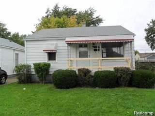 Single Family for sale in 11257 FORD Avenue, Warren, MI, 48089