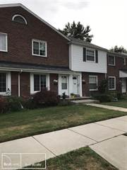 Townhouse for sale in 23210 Edsel Ford, St. Clair Shores, MI, 48080
