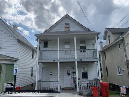 Multifamily for sale in 215 Willow St, Dunmore, PA, 18512