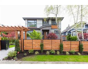 Single Family for sale in 7610 CARTIER STREET, Vancouver, British Columbia, V6P4T1