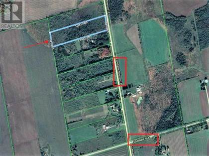 Vacant Land for sale in 0 SOUTHGATE SDRD 13, Norfolk County, Ontario