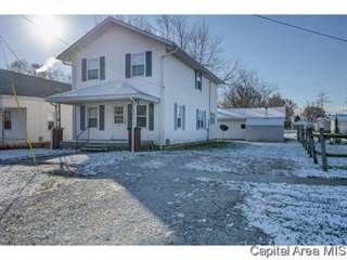 Single Family for sale in 105 CHERRY ST, Kincaid, IL, 62540