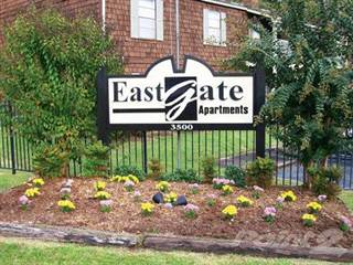 Apartment for rent in East Gate Apartments - One Bedroom, MS, 39301
