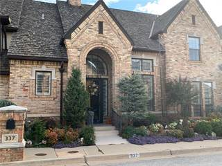 Townhouse for sale in 337 Millbrook Drive, Norman, OK, 73072