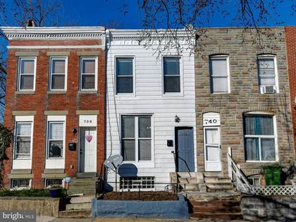 Residential Property for sale in 738 E 30TH ST, Baltimore City, MD, 21218