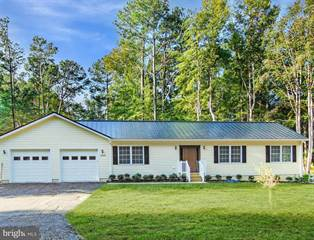 Single Family for sale in 20969 ABELL RD., Abell, MD, 20606