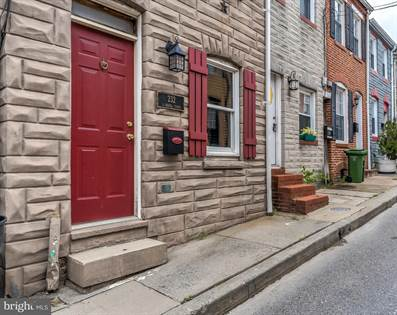 Residential Property for sale in 232 S CHAPEL STREET, Baltimore City, MD, 21231