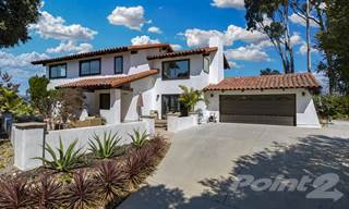 Single Family for sale in 1556 La Cresta Circle , Santa Barbara, CA, 93109