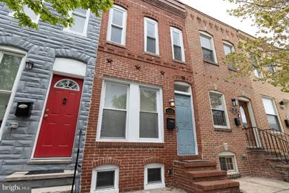 Residential Property for sale in 1166 NANTICOKE STREET, Baltimore City, MD, 21230