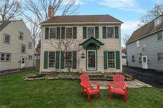 Single Family for sale in 3289 Grenway, Shaker Heights, OH, 44122