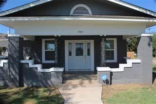 Single Family for sale in 834 Orange Street, Abilene, TX, 79601