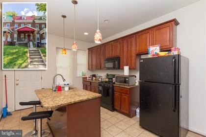 Residential Property for sale in 2815 HILLDALE AVENUE, Baltimore City, MD, 21215