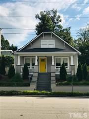 Single Family for sale in 540 E Edenton Street, Raleigh, NC, 27601