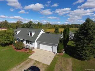 Single Family for sale in 936 N FORCE Road, Attica, MI, 48412