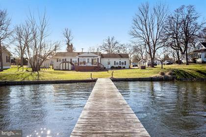 Residential for sale in 12002 NEALE SOUND DRIVE, Cobb Island, MD, 20625