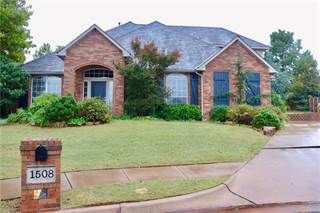 Single Family for rent in 1508 Inwood Circle, Edmond, OK, 73013