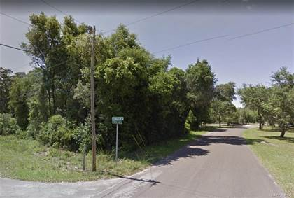 Lots And Land for sale in 5733 E Tangelo Lane, Inverness, FL, 34453