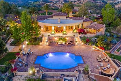 Residential Property for sale in 24351 Carancho Road, Temecula, CA, 92590