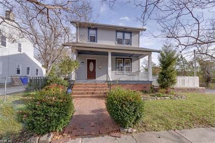 Residential Property for sale in 1431 Moultrie Avenue, Norfolk, VA, 23509