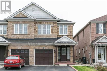 Terrific For Sale 44 Sand Cherry Cres Brampton Ontario L6R3B1 More On Point2Homes Com Home Interior And Landscaping Palasignezvosmurscom
