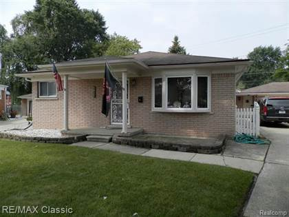 Residential Property for sale in 8917 SEMINOLE, Detroit, MI, 48239