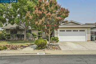 Single Family for sale in 4663 Regina Ln, Concord, CA, 94521