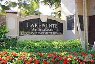 Apartment for rent in Lakepointe at Jacaranda, Plantation, FL, 33322