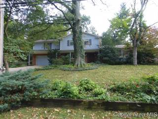 Single Family for sale in 1916 S ILLINI RD, Springfield, IL, 62704