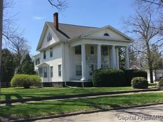 Single Family for sale in 411 W HARRISON ST, Sullivan, IL, 61951