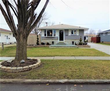 Residential Property for sale in 280 Meadowlawn Road, Cheektowaga, NY, 14225