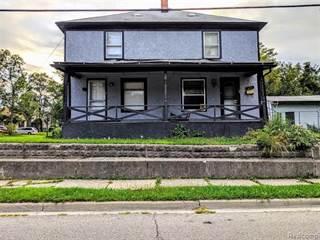 Multi-family Home for sale in 592 S SANFORD Street, Pontiac, MI, 48341