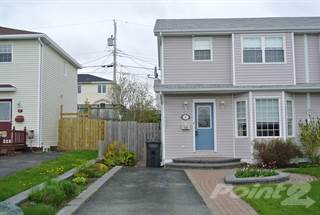 Duplex for sale in 6 Laumann Place, Mount Pearl, Newfoundland and Labrador